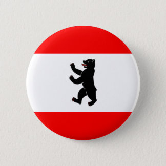 Flag Flagge Fahne Berlin Germany Button
