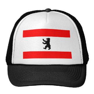 Flag Flagge Fahne Berlin Germany Trucker Hat