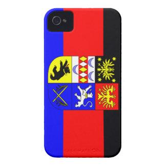 Flag - Flagge - Fahne - Germany East Frisia iPhone 4 Cover