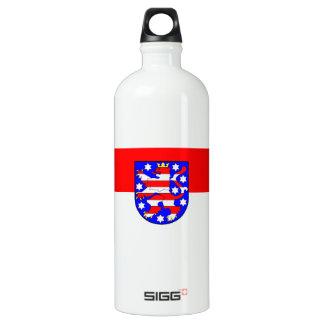 Flag - Flagge - Fahne Germany Thuringia Thüringen SIGG Traveler 1.0L Water Bottle