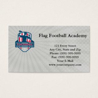 Flag Football Academy Business Card