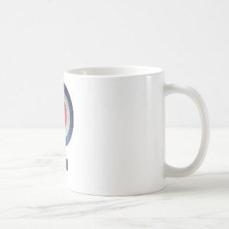 flag France Girl Coffee Mug