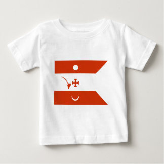 Flag from First Serbian Uprising (1807) T-shirt