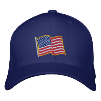 Flag GBNB Embroidered Baseball Hat