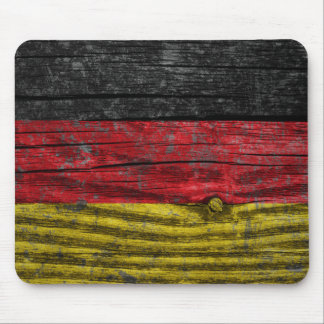 Flag - Germany Mouse Pad