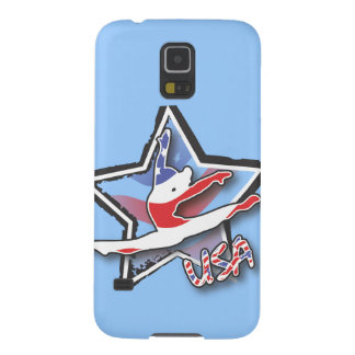 Flag Gymnast Case For Galaxy S5