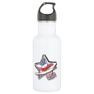 Flag Gymnast Water Bottle