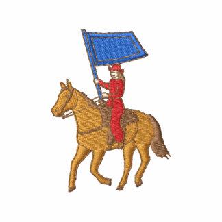 Flag Horse Polo Shirt