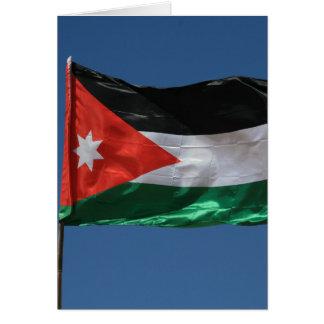 flag jordani card