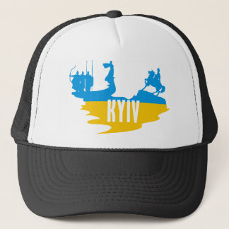 Flag Kyiv Trucker Hat