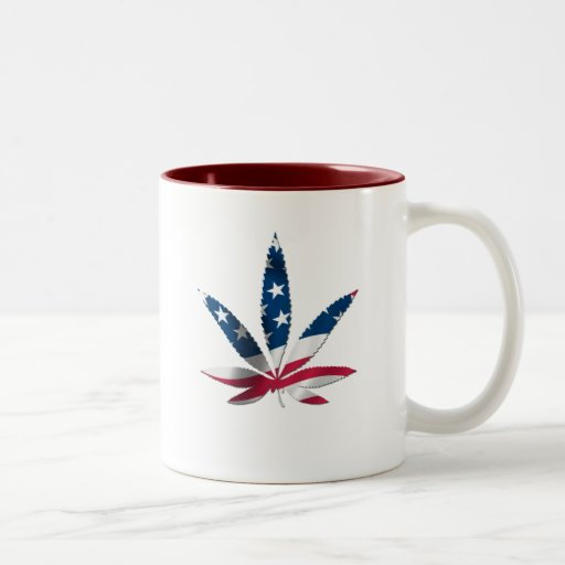 Flag Leaf Mug