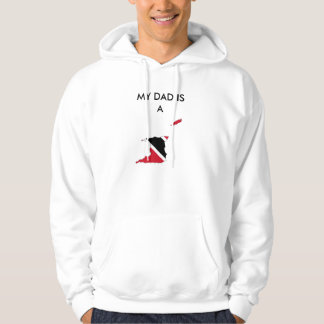 Flag-map_of_Trinidad_and_Tobago FOR WEBSITE, MY... Hoodie