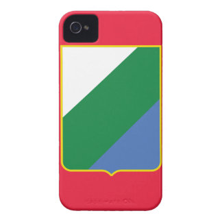 Flag_of_Abruzzo iPhone 4 Case-Mate Case