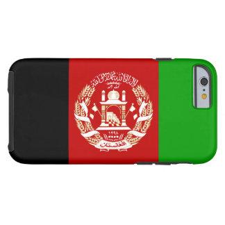 Flag of Afganistan Tough iPhone 6 Case