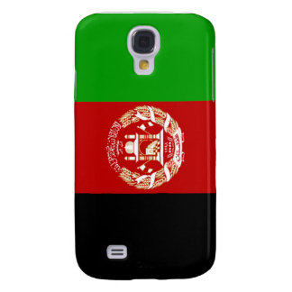 Flag of Afghanistan Galaxy S4 Cover
