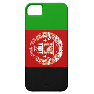 Flag of Afghanistan iPhone SE/5/5s Case