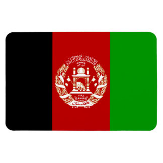 Flag of Afghanistan Magnet