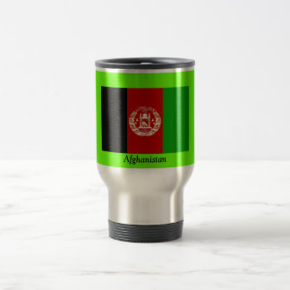 Flag of Afghanistan Coffee Mug