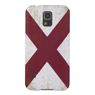 FLAG OF ALABAMA GALAXY S5 CASES