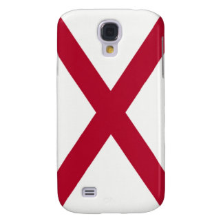 Flag of Alabama Samsung S4 Case