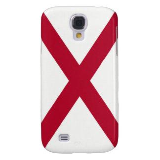 Flag of Alabama Samsung S4 Case