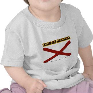 Flag of Alabama Shirt
