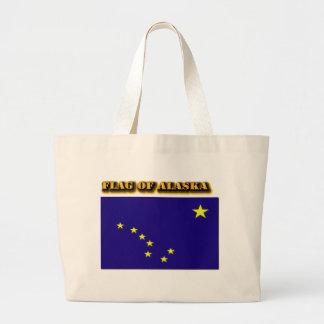Flag of Alaska Bag