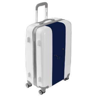 Flag of Alaska Luggage (Medium)