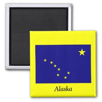 Flag of Alaska Fridge Magnets