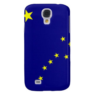 Flag of Alaska Samsung Galaxy S4 Case