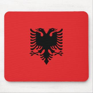 Flag of Albania - Flamuri i Shqipërisë Mouse Pad