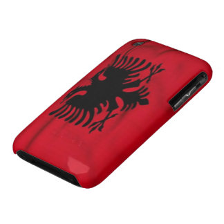 Flag of Albania iPhone 3G/3GS Case