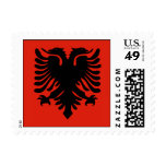 Flag of Albania Stamps