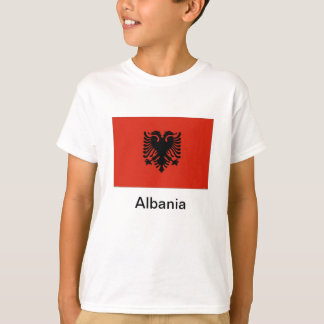 Flag of Albania T-Shirt