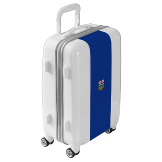 Flag of Alberta Luggage (Carry-On)
