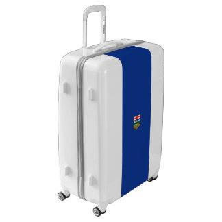 Flag of Alberta Luggage (Large)