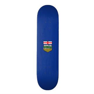 Flag of Alberta Skateboard Deck