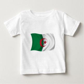 Flag of Algeria Baby T-Shirt
