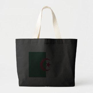 Flag of Algeria Jumbo Tote Bag