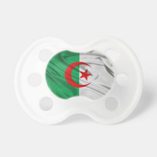 Flag of Algeria Baby Pacifiers