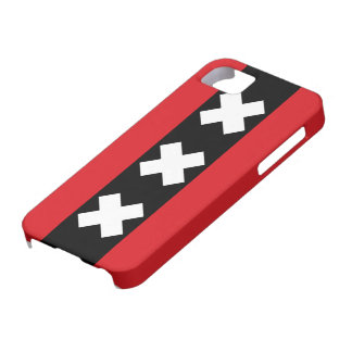 Flag of Amsterdam iPhone SE/5/5s Case