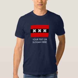 Flag of Amsterdam Shirt