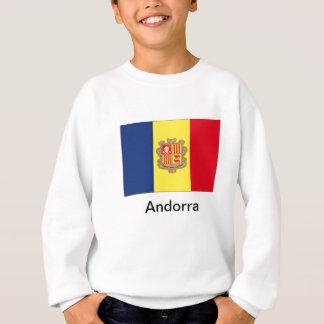 Flag of Andorra Sweatshirt