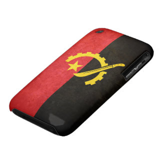Flag of Angola iPhone 3 Case-Mate Case