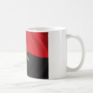 Flag of Angola Coffee Mug