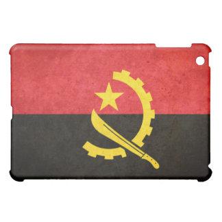 Flag of Angola Cover For The iPad Mini