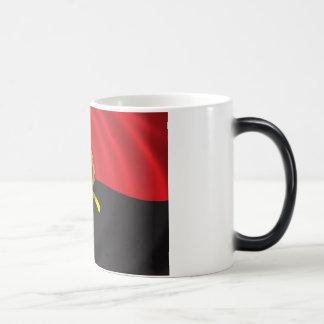 Flag of Angola Magic Mug