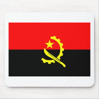 Flag of Angola Mouse Pad