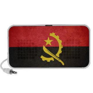 Flag of Angola Mp3 Speaker