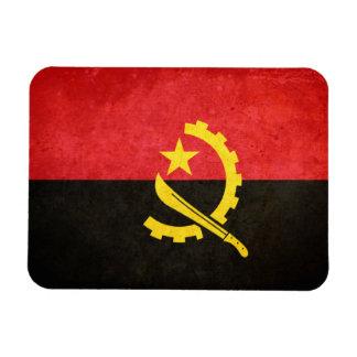 Flag of Angola Rectangular Photo Magnet